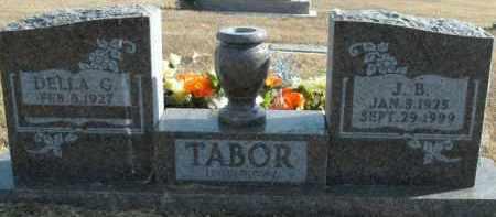 TABOR, J.B. - Boone County, Arkansas | J.B. TABOR - Arkansas Gravestone Photos