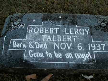 TALBERT, ROBERT LEROY - Boone County, Arkansas | ROBERT LEROY TALBERT - Arkansas Gravestone Photos
