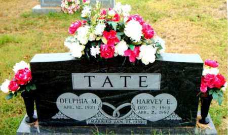 TATE, HARVEY  E - Boone County, Arkansas   HARVEY  E TATE - Arkansas Gravestone Photos