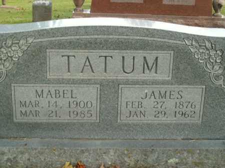 TATUM, MABEL - Boone County, Arkansas | MABEL TATUM - Arkansas Gravestone Photos