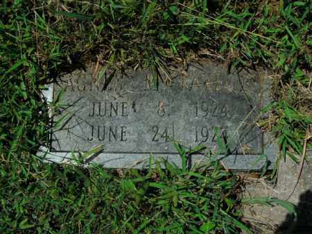 TAYLOR, AGNES MARIE - Boone County, Arkansas | AGNES MARIE TAYLOR - Arkansas Gravestone Photos