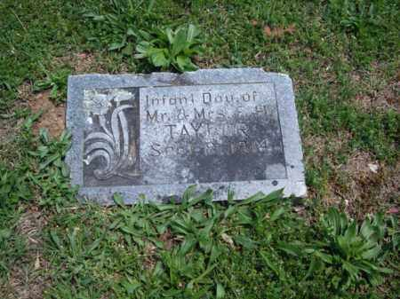 TAYLOR, INFANT DAUGHTER - Boone County, Arkansas | INFANT DAUGHTER TAYLOR - Arkansas Gravestone Photos
