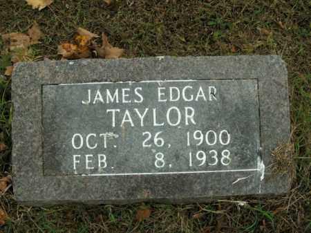 TAYLOR, JAMES EDGAR - Boone County, Arkansas   JAMES EDGAR TAYLOR - Arkansas Gravestone Photos