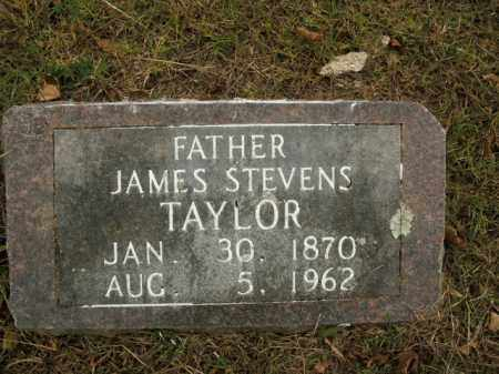 TAYLOR, JAMES STEVENS (REVEREND) - Boone County, Arkansas | JAMES STEVENS (REVEREND) TAYLOR - Arkansas Gravestone Photos