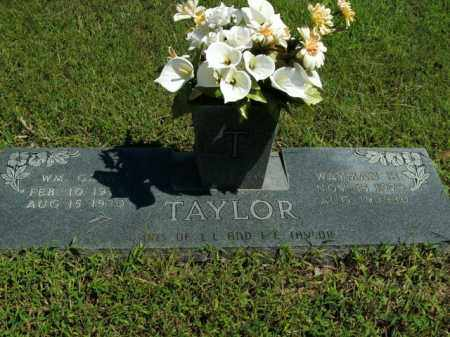 TAYLOR, WM. GLEN - Boone County, Arkansas | WM. GLEN TAYLOR - Arkansas Gravestone Photos