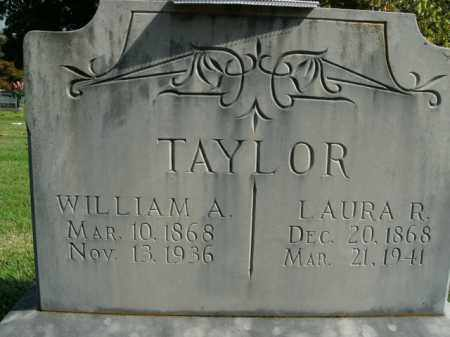 TAYLOR, LAURA R. - Boone County, Arkansas | LAURA R. TAYLOR - Arkansas Gravestone Photos