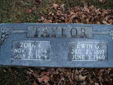 TAYLOR, ZORA E. - Boone County, Arkansas | ZORA E. TAYLOR - Arkansas Gravestone Photos