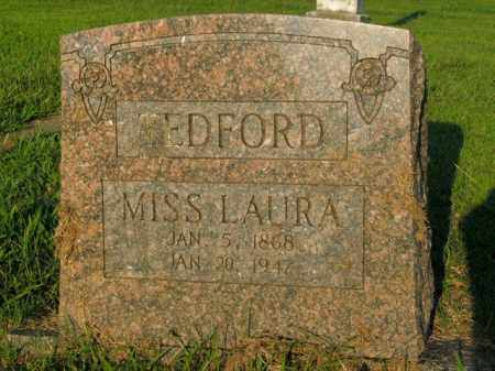 TEDFORD, LAURA - Boone County, Arkansas | LAURA TEDFORD - Arkansas Gravestone Photos