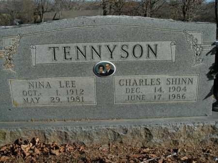 TENNYSON, CHARLES SHINN - Boone County, Arkansas   CHARLES SHINN TENNYSON - Arkansas Gravestone Photos