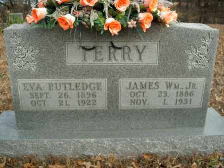 RUTLEDGE TERRY, EVA - Boone County, Arkansas | EVA RUTLEDGE TERRY - Arkansas Gravestone Photos