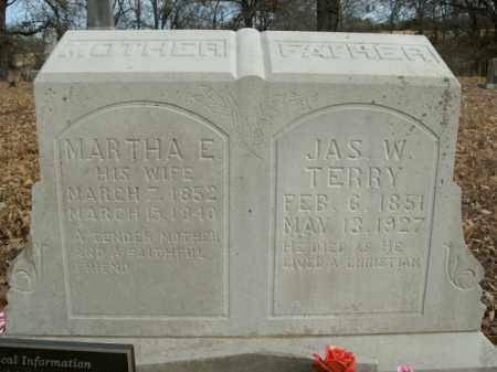 TERRY, MARTHA E. - Boone County, Arkansas | MARTHA E. TERRY - Arkansas Gravestone Photos