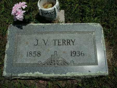 TERRY, JOSEPH VINCENT - Boone County, Arkansas | JOSEPH VINCENT TERRY - Arkansas Gravestone Photos
