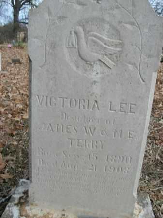 TERRY, VICTORIA LEE - Boone County, Arkansas | VICTORIA LEE TERRY - Arkansas Gravestone Photos