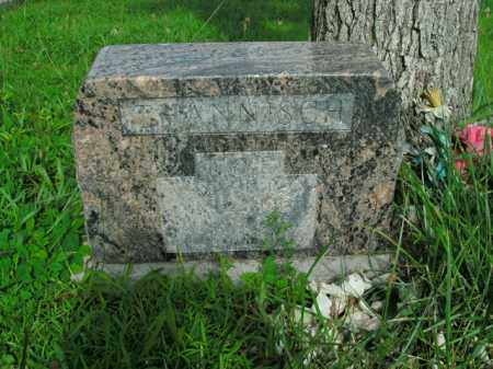 THANNISCH, FAYE - Boone County, Arkansas | FAYE THANNISCH - Arkansas Gravestone Photos