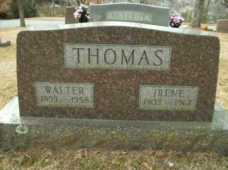THOMAS, WALTER - Boone County, Arkansas | WALTER THOMAS - Arkansas Gravestone Photos