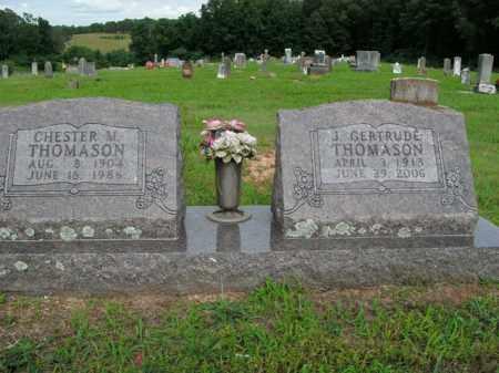 THOMASON, CHESTER MICHAEL - Boone County, Arkansas | CHESTER MICHAEL THOMASON - Arkansas Gravestone Photos