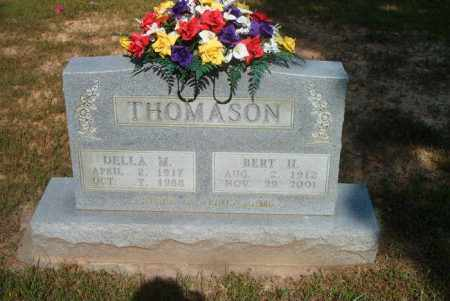 THOMASON, DELLA M. - Boone County, Arkansas | DELLA M. THOMASON - Arkansas Gravestone Photos