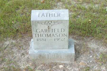 THOMASON, GARFIELD - Boone County, Arkansas | GARFIELD THOMASON - Arkansas Gravestone Photos