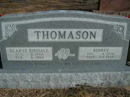 THOMASON, SIDNEY - Boone County, Arkansas | SIDNEY THOMASON - Arkansas Gravestone Photos
