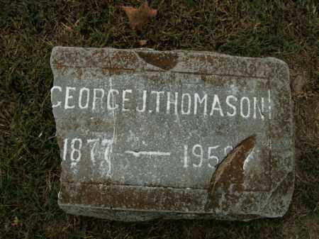 THOMASON, GEORGE J. - Boone County, Arkansas | GEORGE J. THOMASON - Arkansas Gravestone Photos