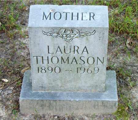 THOMASON, LAURA - Boone County, Arkansas | LAURA THOMASON - Arkansas Gravestone Photos