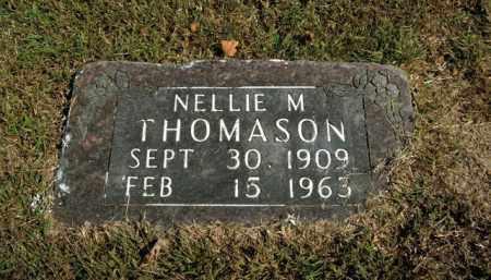 THOMASON, NELLIE M. - Boone County, Arkansas | NELLIE M. THOMASON - Arkansas Gravestone Photos