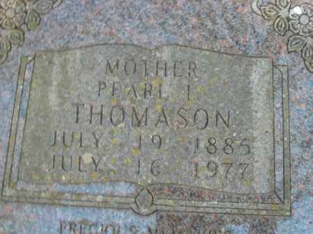 THOMASON, PEARL I. - Boone County, Arkansas | PEARL I. THOMASON - Arkansas Gravestone Photos