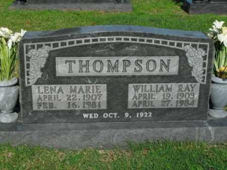 THOMPSON, WILLIAM RAY - Boone County, Arkansas | WILLIAM RAY THOMPSON - Arkansas Gravestone Photos