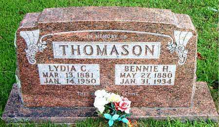 THOMPSON, BENNIE H. - Boone County, Arkansas | BENNIE H. THOMPSON - Arkansas Gravestone Photos