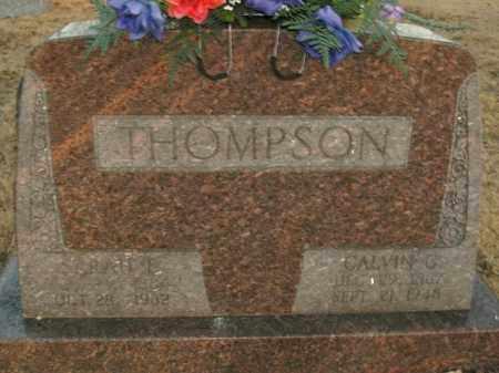 THOMPSON, CALVIN C. - Boone County, Arkansas | CALVIN C. THOMPSON - Arkansas Gravestone Photos