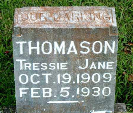 THOMPSON, TRESSIE JANE - Boone County, Arkansas | TRESSIE JANE THOMPSON - Arkansas Gravestone Photos