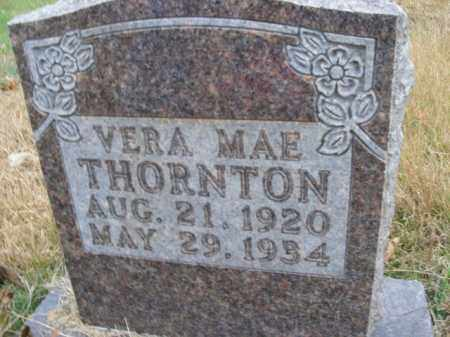 THORNTON, VERA MAE - Boone County, Arkansas | VERA MAE THORNTON - Arkansas Gravestone Photos