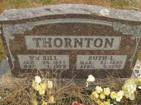 "THORNTON, WILLIAM MAX ""BILL"" - Boone County, Arkansas 