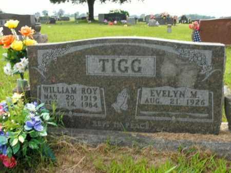 TIGG, WILLIAM ROY - Boone County, Arkansas | WILLIAM ROY TIGG - Arkansas Gravestone Photos
