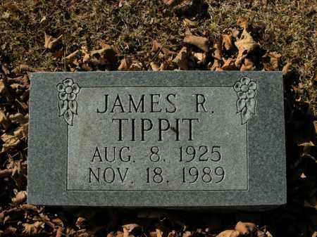 TIPPIT, JAMES ROBERT - Boone County, Arkansas | JAMES ROBERT TIPPIT - Arkansas Gravestone Photos