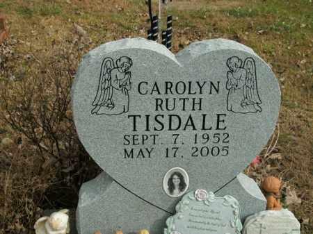 TISDALE, CAROLYN RUTH - Boone County, Arkansas | CAROLYN RUTH TISDALE - Arkansas Gravestone Photos