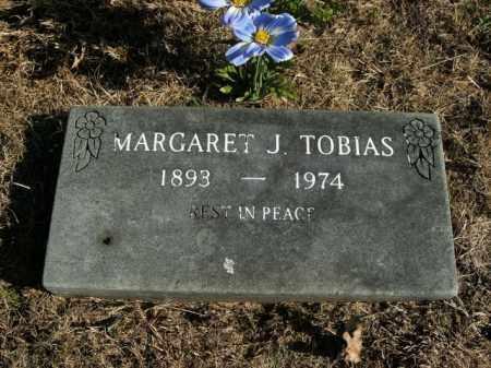 TOBIAS, MARGARET J. - Boone County, Arkansas   MARGARET J. TOBIAS - Arkansas Gravestone Photos