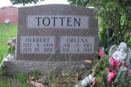 TOTTEN, HERBERT - Boone County, Arkansas | HERBERT TOTTEN - Arkansas Gravestone Photos