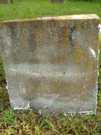 TRAMMELL, J.W. - Boone County, Arkansas   J.W. TRAMMELL - Arkansas Gravestone Photos