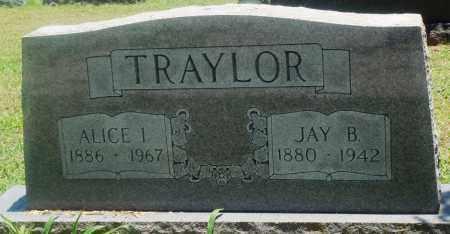 TRAYOR, JAY B - Boone County, Arkansas | JAY B TRAYOR - Arkansas Gravestone Photos