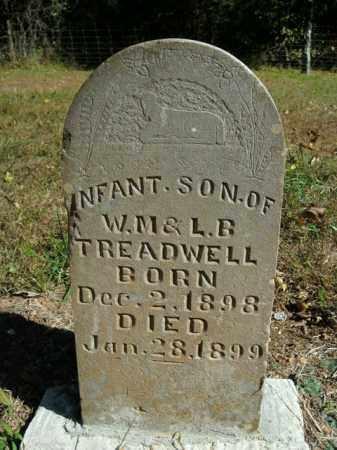 TREADWELL, INFANT SON - Boone County, Arkansas   INFANT SON TREADWELL - Arkansas Gravestone Photos