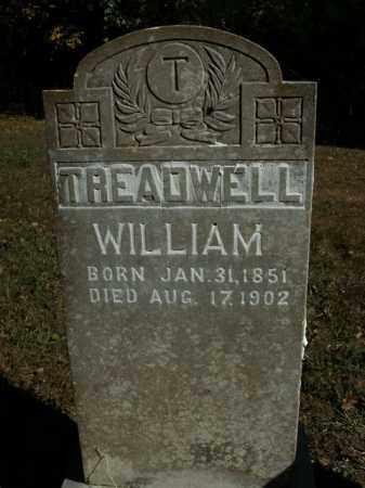 TREADWELL, WILLIAM - Boone County, Arkansas | WILLIAM TREADWELL - Arkansas Gravestone Photos