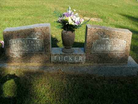 TUCKER, BERNETTA M. - Boone County, Arkansas | BERNETTA M. TUCKER - Arkansas Gravestone Photos
