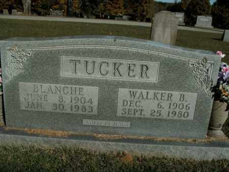 TUCKER, WALKER B. - Boone County, Arkansas | WALKER B. TUCKER - Arkansas Gravestone Photos