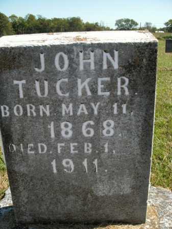 TUCKER, JOHN - Boone County, Arkansas   JOHN TUCKER - Arkansas Gravestone Photos