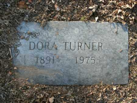 TURNER, DORA - Boone County, Arkansas | DORA TURNER - Arkansas Gravestone Photos