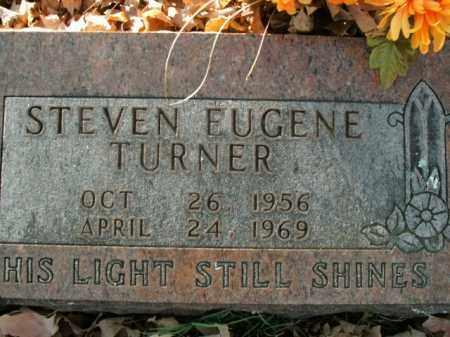 TURNER, STEVEN EUGENE - Boone County, Arkansas | STEVEN EUGENE TURNER - Arkansas Gravestone Photos
