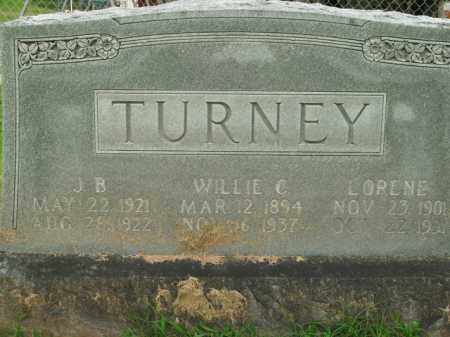 TURNEY, J. B. - Boone County, Arkansas | J. B. TURNEY - Arkansas Gravestone Photos