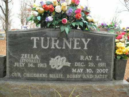 TURNEY, RAY E. - Boone County, Arkansas | RAY E. TURNEY - Arkansas Gravestone Photos