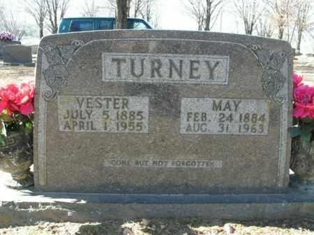 TURNEY, HATTIE MAY - Boone County, Arkansas | HATTIE MAY TURNEY - Arkansas Gravestone Photos